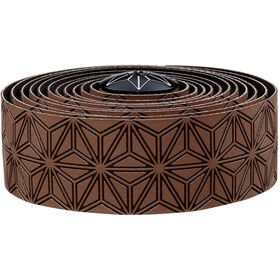 Supacaz Super Sticky Kush Starfade Handlebar Tape, coffee brown